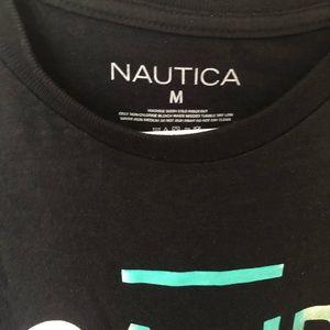 Nautica Shirts - Nautica Graphic T-Shirt
